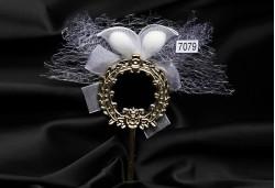 Gümüş Ayna Nikah Şekeri NS14